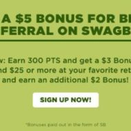 Earning Free Gift Cards with Swagbucks – March Bonus Opportunity