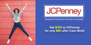 JCPenney Save $20