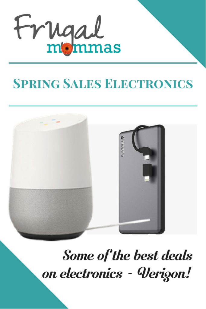 Spring Sales Electronics
