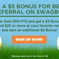 Earning Gift Cards Swagbucks April Bonus Points
