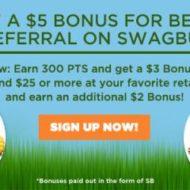 Earning Gift Cards Swagbucks April Bonus Points