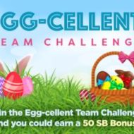 Gift Card Rewards – Easter Swagbucks Team Challenge