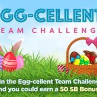 Gift Card Rewards – Easter Swagbucks Team Challenge