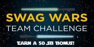 Earn Gift Cards Star Wars Team Challenge