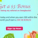 Earn Free Amazon Gift Cards with Swagbucks