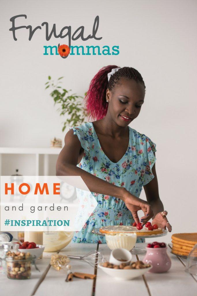 Frugal Home Garden Inspiration