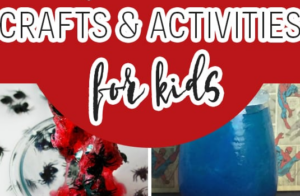 crafts & activities