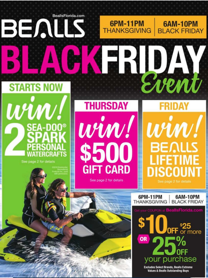 Bealls Florida Black Friday Ads