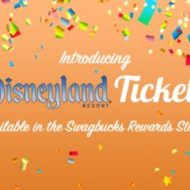 Swagbucks Disney Tickets – Yes Please!