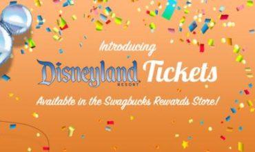 Swagbucks Disney Tickets – Yes Please!