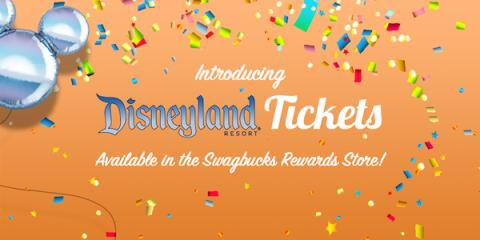 swagbucks disney tickets