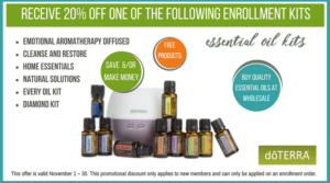 enrollment kits savings