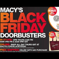 Macys Coupons Deals Sales and Black Friday Ads