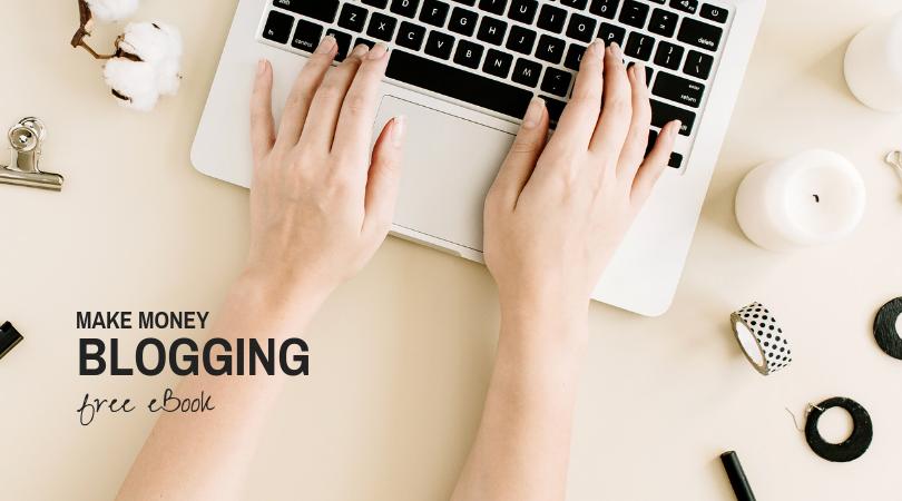 make money blogging free ebook