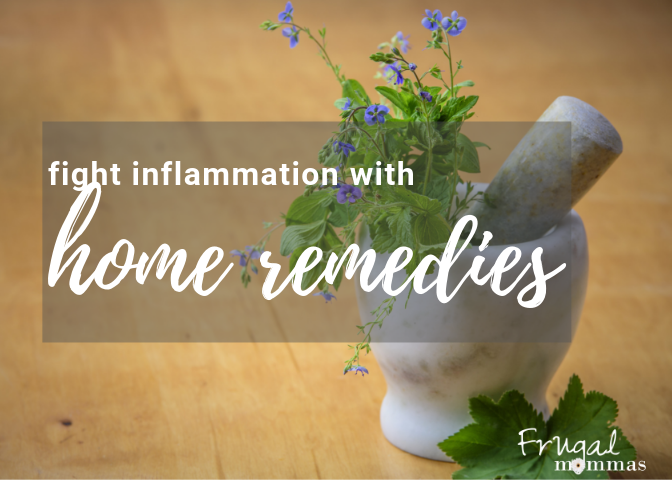 Fight Inflammation With Natural Remedies