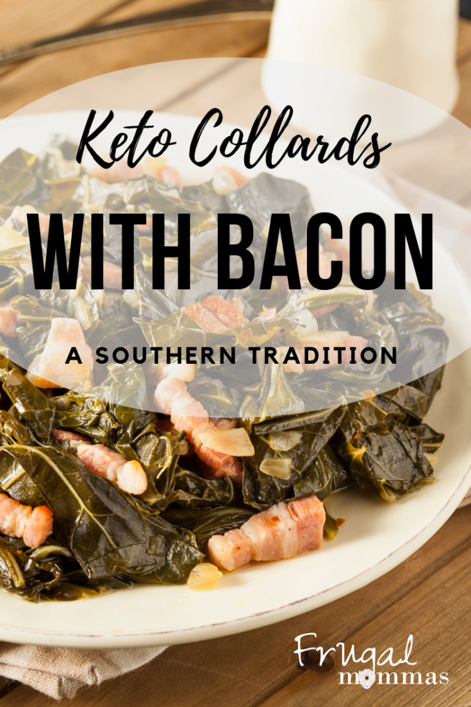 Keto Collards with Bacon