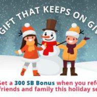 January Bonus Gift Cards – Points by Swagbucks