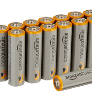 Save on Batteries with Amazon